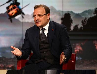 ABD'nin şok PYD/PKK kararına hükümetten ilk tepki