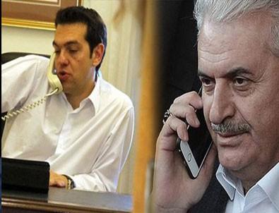 Başbakan Yıldırım: Ege'de yaşanan gerilimden rahatsızız
