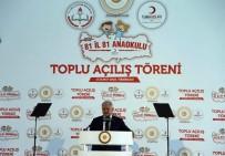 SEBAHATTİN KARAKELLE - Başbakan Yıldırım'ın Erzincan Ziyareti