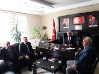MEHMET CAN - Başkan Erdoğan Çelikhan'da İncelemelerde Bulundu