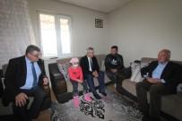 SEVINDIK - Başkan Yaralı, ALL Hastası Minik Elif'e 'Umut' Oldu