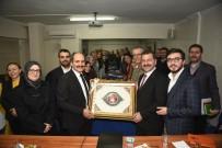 AK PARTİ İL BAŞKANI - Başkan Yılmaz'dan Siyasi Parti İl Başkanlarına Ziyaret