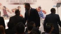 FENERBAHÇE DOĞUŞ - Basketbol Açıklaması PTT Erkekler Türkiye Kupası