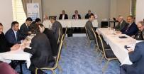 DEVLET PLANLAMA TEŞKILATı - Bingöl'de 11. Kalkınma Planı Hazırlık Toplantısı