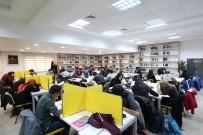 SEZAI KARAKOÇ - Büyükşehir'in Kütüphane Hizmeti Takdir Topluyor