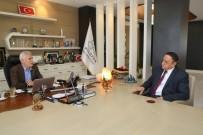 MUSTAFA BOZBEY - CHP Ağrı İl Başkanı'ndan Bozbey'e Ziyaret