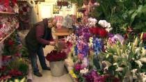 UMUTLU - Çiçekçiler 14 Şubat'a Hazır