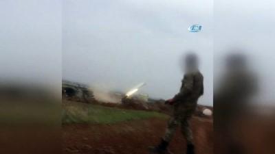 ÇNRA'lar PKK/PYD Hedeflerini Tam İsabetle Vuruluyor