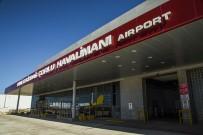 UÇAK TRAFİĞİ - Çorlu Havaalanında Bir Ayda 9 Bin 205 Yolcuya Hizmet Verildi