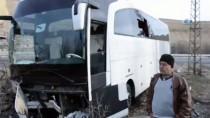 ŞERİT İHLALİ - Darende'de Trafik Kazası Açıklaması 1 Ölü