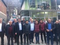 SERDARLı - Deligöz'den Tortum Ziyareti