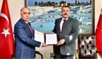 HASAN KARAHAN - Denizli'de, 'Denetimli Serbestlik İşbirliği' Protokolü İmzalandı