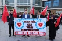 ADALET SARAYI - Diriliş Ocaklarından HDP'ye Suç Duyurusu