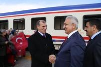 Doğu Ekspresi İle Erzincan'a Geldiler
