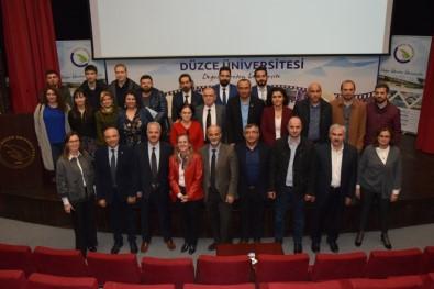 Düzce Üniversitesi'nde Türk Yoğun Bakım Derneği Şehir Toplantısı Düzenlendi