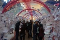 ÇEKIM - Espark'ta 'Aşk Tüneli'