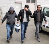 UZMAN JANDARMA - FETÖ'den Gözaltına Alınan Uzman Jandarma Adliyeye Sevk Edildi