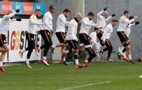 FLORYA - Galatasaray'da Kasımpaşa Hazırlıkları Başladı