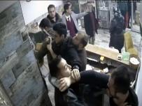 Garsonu Darp Eden İki Polis Açığa Alındı