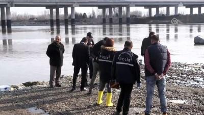 GÜNCELLEME 3 - Meriç Nehri'nde Kaçakları Taşıyan Bot Battı