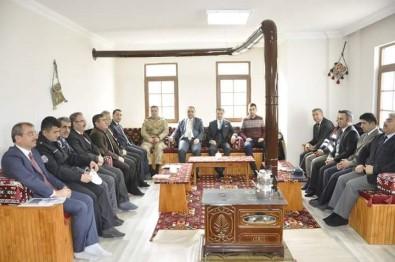Gürün'de Güvenlik Toplantısı Yapıldı