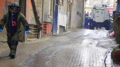 Hakkari'de Şüpheli Poşet Alarmı