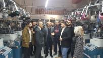 KALIFIYE - HRÜ Mühendislik Fakültesi Öğrencileri İşyeri Eğitimine Başladı