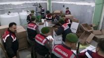 OKSİJEN TÜPÜ - İzmir'de Sahte İçki Operasyonu