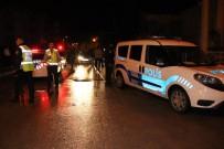 Karaman'da Dur İhtarına Uymayan Kamyonet Polisleri Peşine Taktı