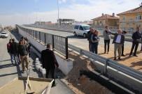 Karaman'da Sanayi Köprülü Kavşağı Trafiğe Açılıyor