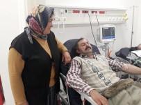 YARDIM ÇAĞRISI - Kayıp Sara Hastası Yaralı Bulundu