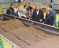 KAPALI ALAN - Kayseri Şeker Ar-Ge Merkezine Solucan Gübresi Tesisi Kuruldu