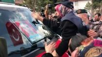 MUSTAFA BALOĞLU - Kazada Şehit Olan Polis Son Yolculuğuna Uğurlandı