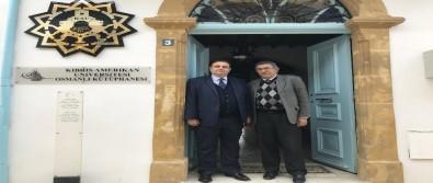 Kıbrıs Kitaplığı yakında açılıyor