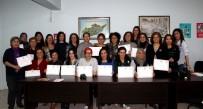 İNSAN HAKLARı - KİHEP Eğitimi Alan Kadınlara Sertifikaları Verildi