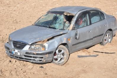 Kırıkkale'de Trafik Kazası Açıklaması 1 Ölü, 3 Yaralı