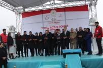 HAYIRSEVER İŞ ADAMI - Kızılay'dan Siirt'e Anaokulu