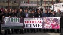YARDIM KAMPANYASI - Kütahya'dan Suriyeli Savaş Mağdurlarına Yardım