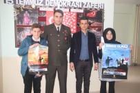 KARA HARP OKULU - Malazgirt'teki Lise Öğrencilerine Askeri Okullar Anlatıldı