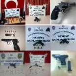 Mardin Polisinden Afrin Mesajlı Denetim