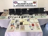 SARAYLAR - Marmara Adası'nda FETÖ / PDY Operasyonu
