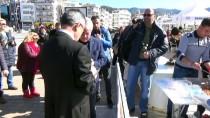 CELALETTIN YÜKSEL - Marmaris'te Afrin Şehitleri İçin Lokma Dağıtıldı