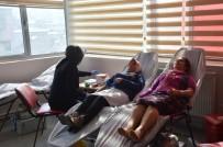 MHP'den Kan Bağışı