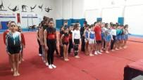 MEHMET CAN - Okullar Arası Jimnastik Müsabakalarında Dereceye Girenler Belli Oldu