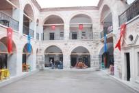 YERLİ TURİST - 500 Yıllık Han Tekrar Hizmette