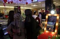 ÇEKIM - Samsun'da Sevgililer Günü'ne Özel 'Sihirli Ayna'