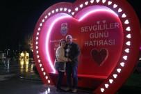 Sevgililer Gününde 'Kalp' Platformunu Kırdılar