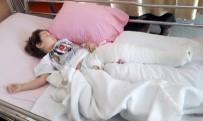 BAŞKENT ÜNIVERSITESI - Sürücü 5 Bin TL Kefalet Ve Adli Kontrol Şartıyla Serbest Bırakıldı, Yaralı Çocuğa Beşiktaş Sahip Çıktı