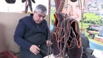 TURİZM BAKANLIĞI - Tarihi Filmler İçin 'Osmanlı' Çarıkları Yapıyor
