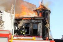 RESSAM - Tarihi Konak Yangınının Altından 'Kundaklama' Çıktı